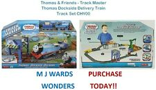 Thomas Friends-Track Master - & Thomas Dockside Delivery pista de Tren Set CHY00