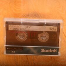 Sony HF90 90 Minute Cassette Audio Tape Type 1 Normal Bias