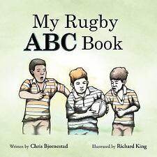 My Rugby ABC Book by Chris Bjornestad (2015, Paperback)