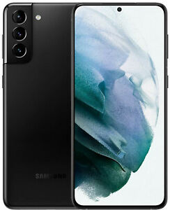 SAMSUNG Galaxy S21+ 5G SM-G996B/DS 128GB Phantom Black - NEU PAYPAL HÄNDLER