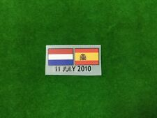 Netherlands Vs Spain World Cup 2010 FINAL Netherlands Home 2010 Match Details
