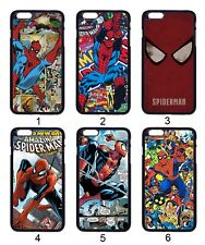 Amazing Spider-Man Avengers For iPhone iPod Samsung LG Moto SONY HTC HUAWEI Case