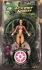 Blackest Night Star Sapphire Wonder Woman Action Figure Series 6