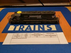 HO ATHEARN? LOCOMOTIVE 6078 NORFOLK & SOUTHERN LONG NOSE DIESEL ENGINE 🚂 L42