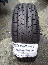 195/65 r15-91h bridgestone Turanza, 1x trozo de neumáticos de verano nuevo ungefahren 8 mm
