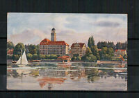 Ansichtskarte - Bad Schachen (Lindau), Bodensee 1922