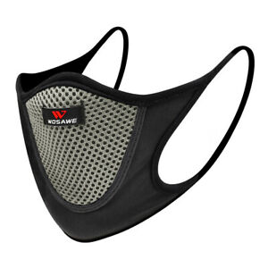 Washable Mouth Cover Face Cover Dustproof Cycling Mouth-muffle Outdoor Sport