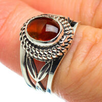 Citrine 925 Sterling Silver Ring Size 6.5 Ana Co Jewelry R46591F
