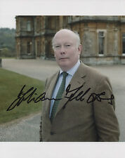 JULIAN FELLOWES Signed 10x8 Photo DOWNTON ABBEY  COA