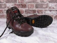 Karrmor KSB Brown Ankle Walking Boots Size UK 5 Waterproof Woman's Hiking Shoes