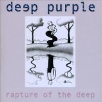 DEEP PURPLE - RAPTURE OF THE DEEP [IMPORT] NEW CD