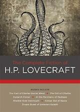 The Complete Fiction of H. P. Lovecraft by H. P. Lovecraft (Hardback, 2016)