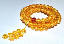 67g 10mm Prayer Beads Authentic Baltic Bracelet Necklace AH251MM10