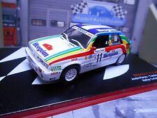 Renault 11 turbo rally Spain 1987 #11 puras Hergom precio especial Ixo Altaya 1:43