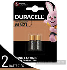 Duracell MN21 Alkaline Batteries 12V - 2 batteries A23 23A *AUTHENTIC* LONG EXP <br/> ✅200,000+ FEEDBACK✔️UK SELLER✔️AUTHENTIC STOCK✅VAT