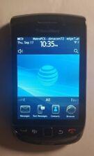 BlackBerry Torch 9800 - 4GB - Black (Unlocked) Smartphone (3G, Wi-Fi, Bluetooth)