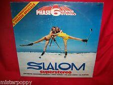 Vedette Phase 6 SLALOM Sciascia Korvin Five Lords LP 1972 MINT-