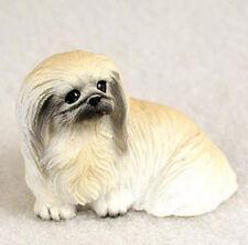 PEKINGESE TINY ONES DOG Figurine Statue Pet Lovers Gift Resin
