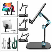 Universal Cell Phone Tablets Foldable Desktop Stand Desk Holder Mount Cradle US