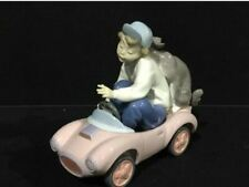 "Lladro 5770 ""Out For A Spin"" Porcelain Figurine"