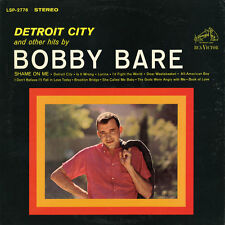 Detroit City and Other Hits by Bobby Bare (CD, Jan-2015, Sony Music Distribution (USA))