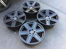 20 Mercedes SL500 Black Mandrus wheels rims CLS500 SL55 SL550 amg 19 oem factory