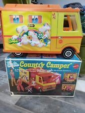 Mattel #4994 Barbie Country Camper in Box from 1970
