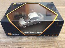 Eligor 1/43 Renault Logan Prestige 2006 dealer edition very nice