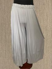 myo- Lagenlook Many Stitched 3 D jersey-Pants Light Grey XXL XXXL XXXXL