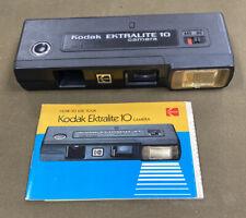 Kodak Ektralite 10 - Vintage Pocket 110 Film Camera....FREE S&H!!