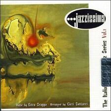 ENZO SCOPPA & CICCI SANTUCCI / JAZZISSIMA -THE ITALIAN LIBRARY JAZZ SERIES VOL.1