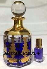 Moon Sparkle Fruity Floral Musk Wood Perfume Oil in Glass Bottle 3ml