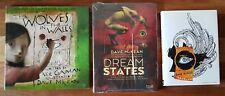 Dave McKean & Neil Gaiman Books x 3 Celluloid Dream States Wolves In The Walls