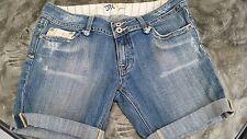 """Miss Me Embellished Denim Shorts  Size 34"""" Waist - RN 112568 - Glendora"""