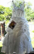 Child's Polyester Dress for a Wedding - Size 2 - Mary's Bridal