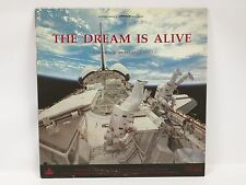 Laserdisc IMAX The Dream Is Alive The Movie NASA Space Mission LD CD Movie