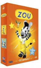 Zou s'amuse + Zou et ses amis COFFRET DVD NEUF SOUS BLISTER