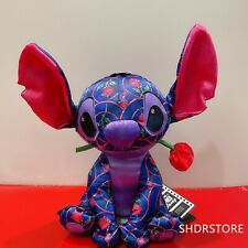 Disney store 2021 Stitch Crashes Plush Beauty and the Beast Limited Release