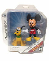 Mickey Mouse & Pluto #14 Disney Store Toybox Action Figure Exclusive New