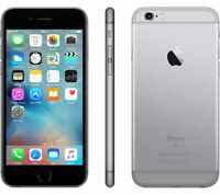 NEW SPACE GRAY AT&T 32GB APPLE IPHONE 6S SMART CELL PHONE JK63 B