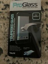 Proglass Screen Protector Shatter & Scratch Resistant For Iphone 7 BNIB