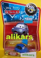 "F - MATTHEW ""TRUE BLUE"" McCREW - #153 Final Lap Collection King Fun Disney Cars"