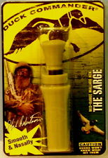 Duck Commander - The Sarge Mallard Hen Call - Army Green - New! - Dccall2009