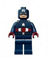 LEGO SUPER HEROES - CAPTAIN AMERICA -  MINI FIGURE / MINI FIG