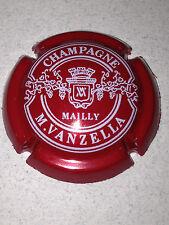 Capsule Champagne VANZELLA M. (2. rouge et blanc)