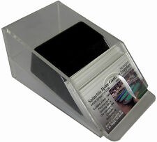 NEW 2 Deck Casino Blackjack Shoe or Unique Business Card Holder FREE SHIPPING  *