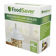 FoodSaver Wide-Mouth Jar Sealer T03-0023-01, New, Free Shipping