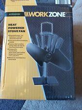 Heat Powered Stove Fan for  logburner/stove narrow boat etc