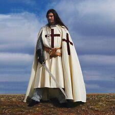 BIG SALE - Medieval Crusader Cape - Re-Enactment / LARP / Theatre Costume
