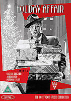HOLIDAY AFFAIR DVD Robert Mitchum Henry O'neill Henry Morgan UK Release New R2